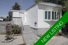 Penticton Mobile Home for sale: Whitewater Mobile Home Park 2 bedroom 792 sq.ft. (Listed 2019-06-18)