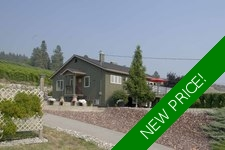 Naramata  Single Family Home for sale:  3 bedroom 1,386 sq.ft. (Listed 2017-07-19)