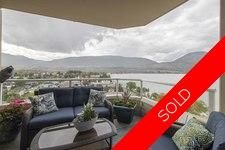 Downtown Penticton Condo for sale: Lakeshore Towers 2 bedroom 1,266 sq.ft. (Listed 2019-10-09)