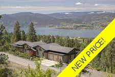 Naramata Benchlands Single Family Home - Bareland Strata for sale: Stonebrook 3 bedrooms, 2 dens & office 5,690 sq.ft. (Listed 2020-05-14)