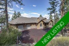 Penticton Single Family Home and Acreage for sale:  3 + den 3,160 sq.ft. (Listed 2020-08-14)